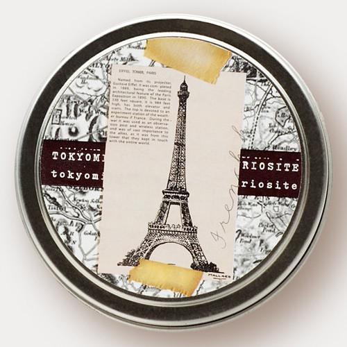 French Kiss No. 15 Travel Candle by Tokyomilk