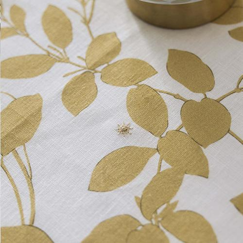 Sublime Linen Table Cloth by Alexandre Turpault