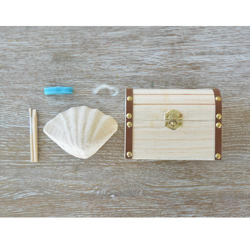 Mermaid Pearl Treasure Excavation Kit by Seedling
