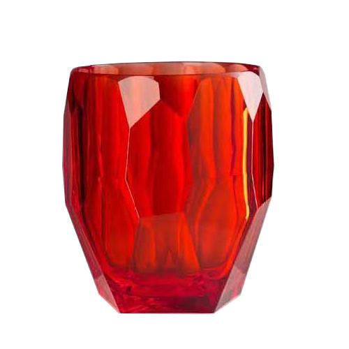 Antarctica Acrylic Ice Bucket by Mario Luca Giusti Red