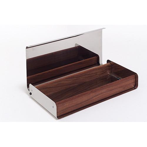 Citera Rosewood Box by Enzo Mari for Danese Milano