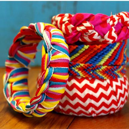 Make Your Own Indie Bangles by Seedling