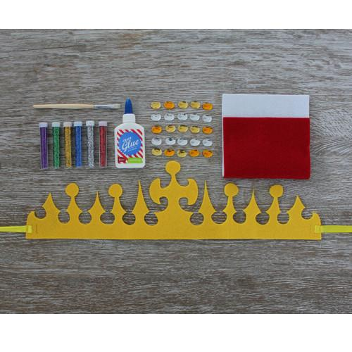 Crown Yourself King Activity Kit by Seedling