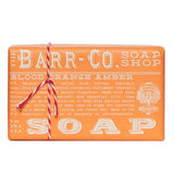 Barr-Co. Soap Shop Blood Orange Bar Soap