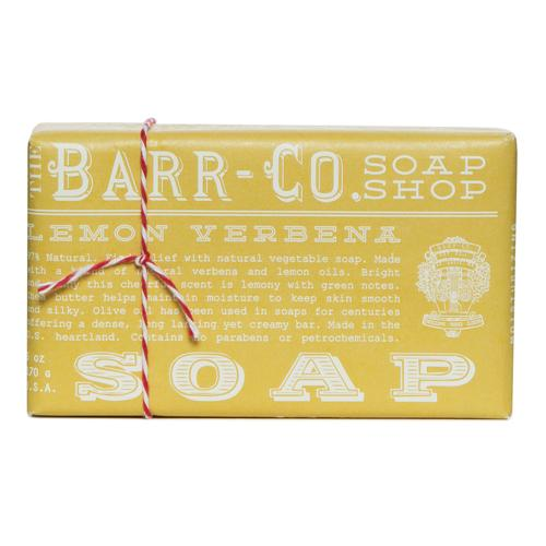Barr-Co. Lemon Verbena Bar Soap