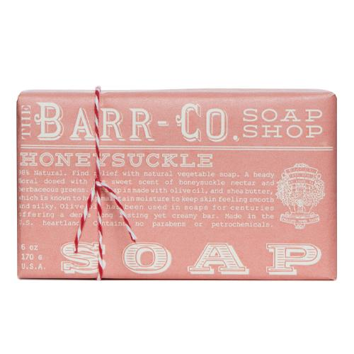 Barr-Co. Honeysuckle Bar Soap