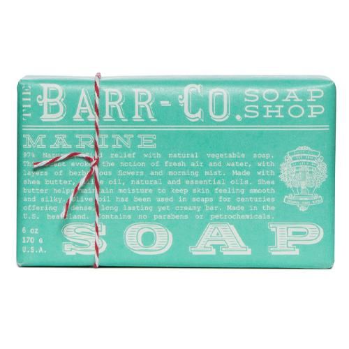 Barr-Co. Soap Shop Marine Bar Soap
