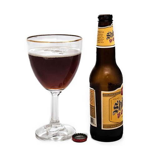 The Classic Belgian Abbey Beer Glass