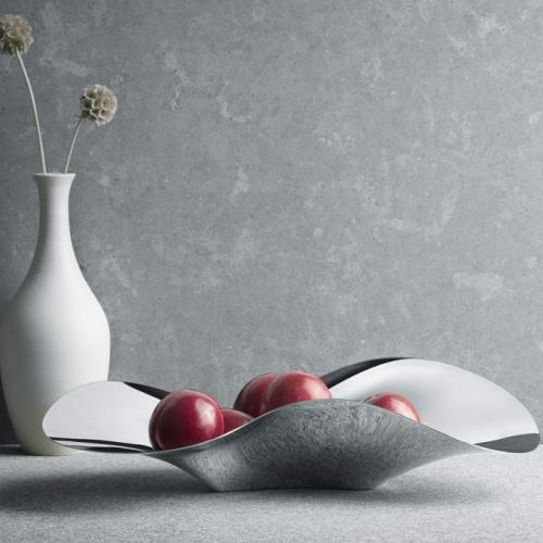 Indulgence Strawberry Bowl by Helle Damkjaer for Georg Jensen