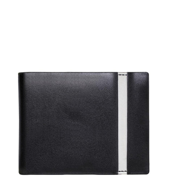 Leather Tech Vertical Billfold by Stewart/Stand