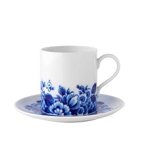 Blue Ming Teacup & Saucer by Marcel Wanders for Vista Alegre