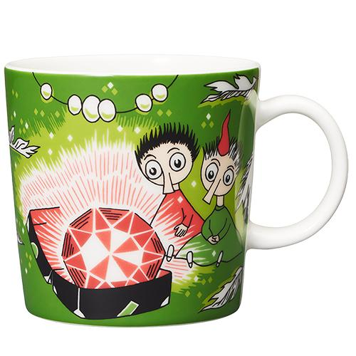 Thingumy and Bob Moomin Mug by Arabia