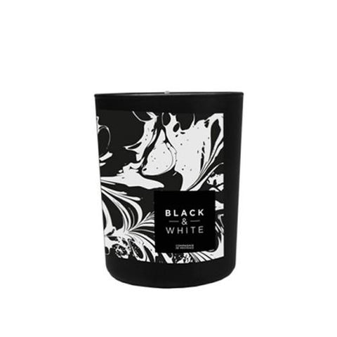 Black Tea Candle by Compagnie de Provence