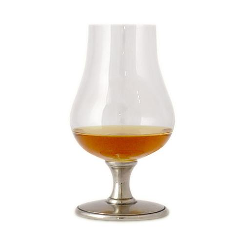 Classic Bourbon Whiskey Glass by Match Pewter
