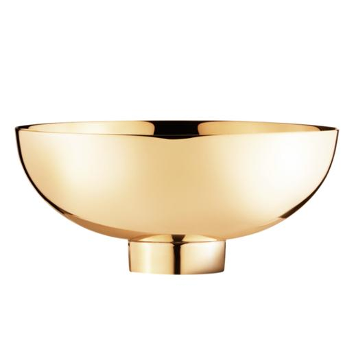 Brass Bowl by Ilse Crawford for Georg Jensen
