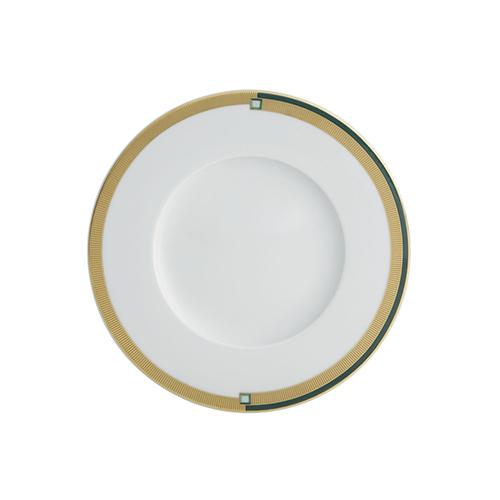 Emerald Bread & Butter Plate by Vista Alegre
