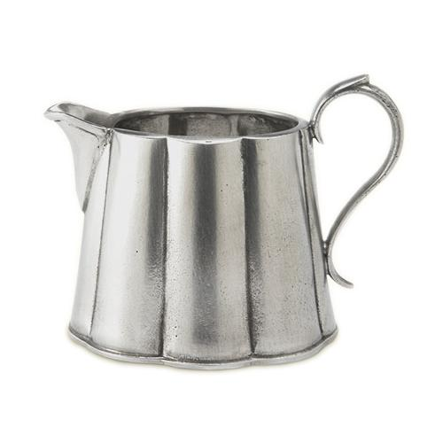 Britannia Creamer by Match Pewter