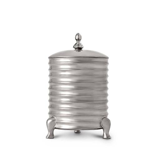 Han Canister Candle with Lid, 3 Wick by L'Objet