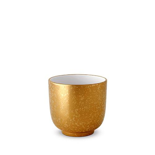 Alchimie Gold Cache Pot by L'Objet