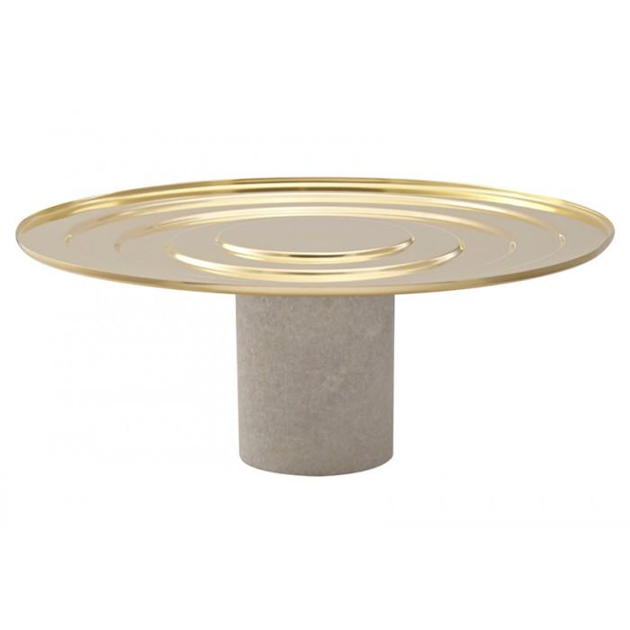Stone Cake Plate by Tom Dixon
