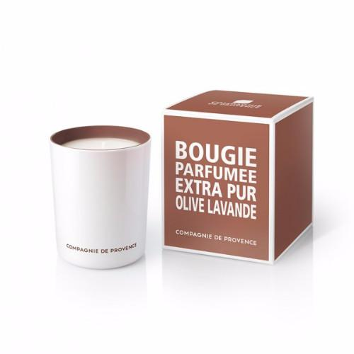 Olive & Lavender Candle by Compagnie de Provence
