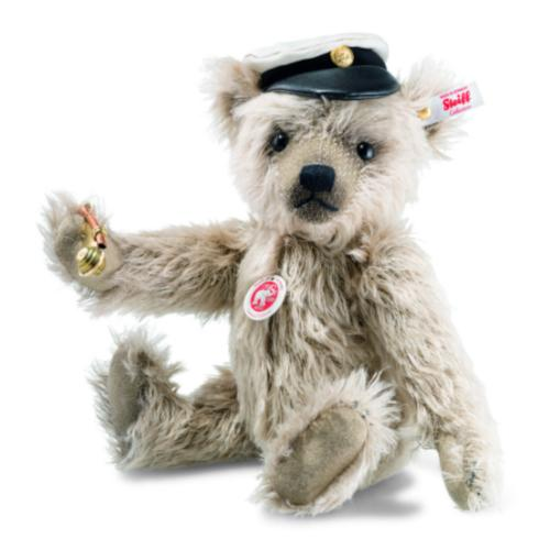 Captain Keith Teddy Bear by Steiff
