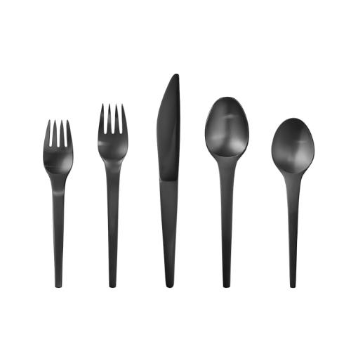 Caravel Cutlery Set of 5 by Henning Koppel for Georg Jensen