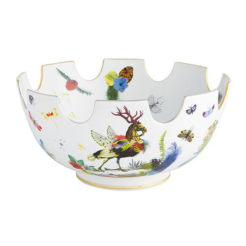 Caribe Fruit Bowl by Christian Lacroix for Vista Alegre