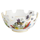 Caribe Salad Bowl by Christian Lacroix for Vista Alegre