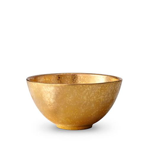 Alchimie Gold Cereal Bowl by L'Objet