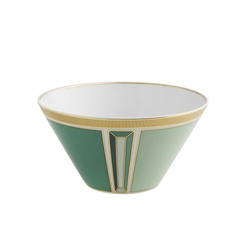 Emerald Cereal Bowl by Vista Alegre