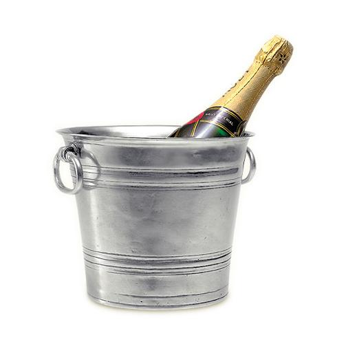 Champagne or Wine Bucket by Match Pewter