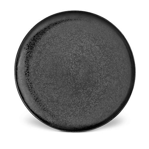 Alchimie Black Charger Plate by L'Objet