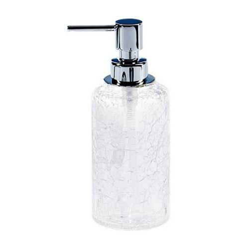 Crack CRSSP Glass Soap Dispenser by Decor Walther