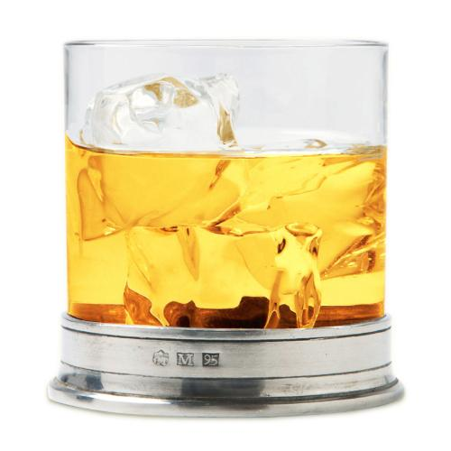 Introducing the Classic Double Old-Fashioned Glass by Match Pewter