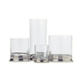Classic Rocks Glass by Match Pewter
