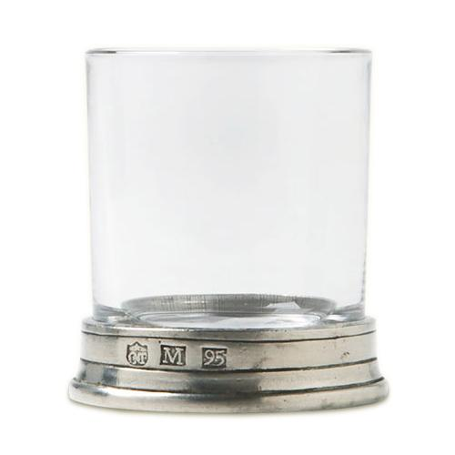 Classic Neat Shot Glass by Match Pewter