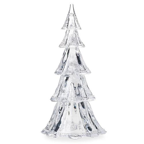 Berry and Thread Clear Stackable Tree set of 5 by Juliska