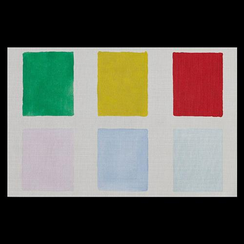 Chilewich: Cloudy Day Woven Vinyl Placemats, Set of 4