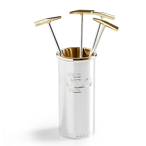 Kipton Cocktail Picks with Holder by Ralph Lauren