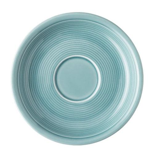 Trend Color Coffee Saucer, Ice Blue by Thomas