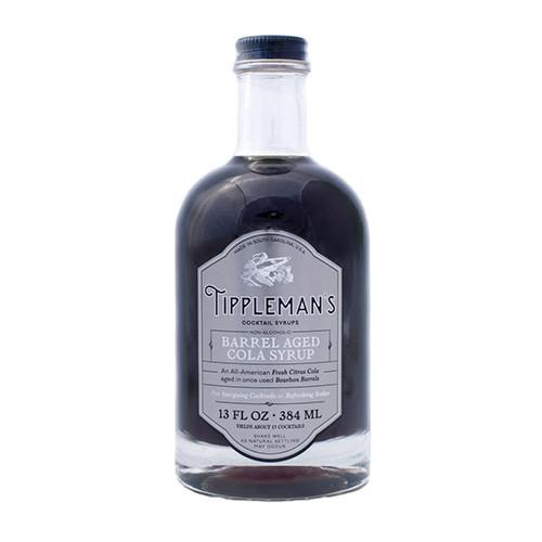 Barrel Aged Cola Syrup by Tippleman's