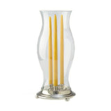 Convertible Hurricane Candle Lamp by Match Pewter