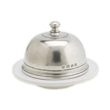 Large Convivio Butter Domed Dish by Match Pewter