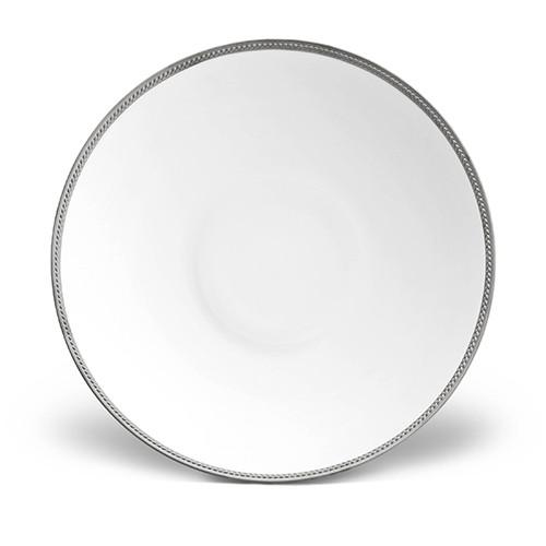 Soie Tressee Platinum Coupe Bowl, Large by L'Objet