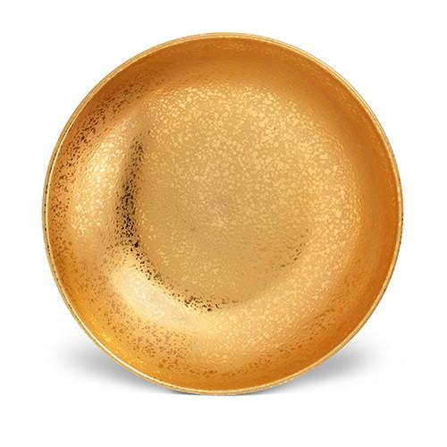 Alchimie Gold Coupe Bowl, Large by L'Objet