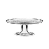 Kastehelmi Cake Plate or Stand by Oiva Toikka for Iittala