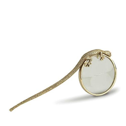Gecko Magnifying Glass by L'Objet
