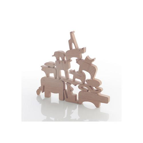 16 Animali Puzzle by Enzo Mari for Danese Milano