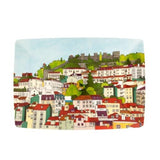 Alma de Lisboa Rectangular Plate by Beatriz Lamanna for Vista Alegre